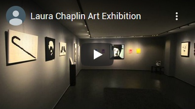 BXU Swiss TV - Laura Chaplin Art Exhibition