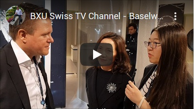 BXU Swiss TV - Baselworld 2018