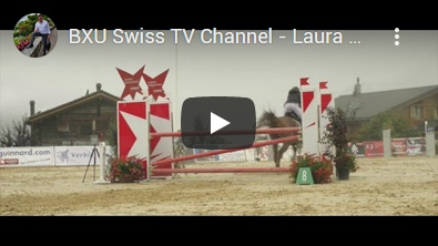 BXU Swiss TV - Laura Chaplin's passion
