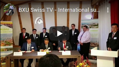BXU Swiss TV - International success
