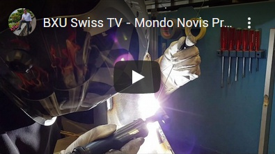 BXU Swiss TV - Mondo Novis Project Trailer