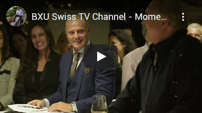 BXU Swiss TV - Moments of Laura Chaplin