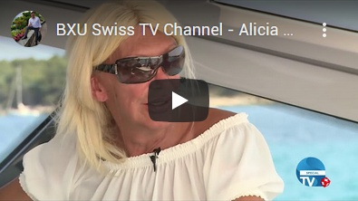 BXU Swiss TV - Alicia King in Cannes Interview Special 11/2017