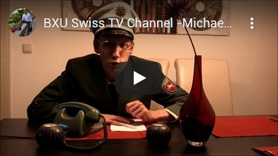 BXU Swiss TV - Michael Heeren and the event from Laura Chaplin
