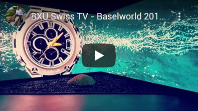 BXU Swiss TV - Baselworld 2019 / Dan`s Chronondo