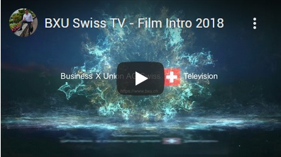 BXU Swiss TV - Film Intro 2018