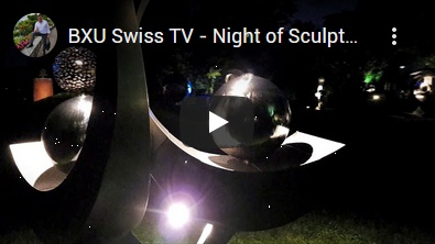 BXU Swiss TV - Night of Sculptures. Director's cut.