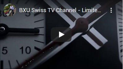BXU Swiss TV - Limited Edition Monaco